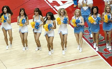 Cheerleader Kicked Off Squad for Refusing to Cheer for Rapist