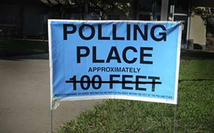 Polling Places Removed From Native Reservation