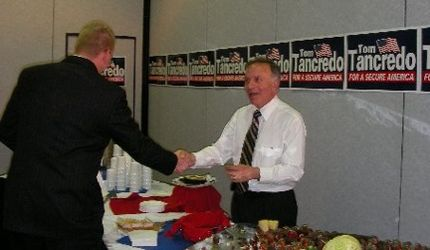 Could Tancredo Win the Governor's Mansion?