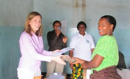 """Helping Women: """"Do it Yourself """"Foreign Aid�Do it Together"""