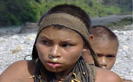 Oil Pipeline Threatens Isolated Tribes In Peruvian Rainforest