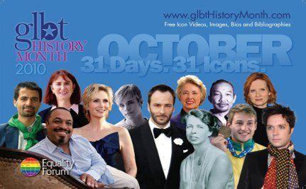 Today's GLBT History Month Icon: Prime Minister Johanna Sigurdardottir