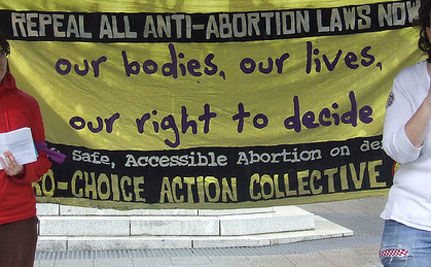Fear-Mongering and Fetal Separatism in Today's Anti-Choice Movement