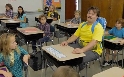 Jack Black is Nathan Spewman: A Mis-Informant on a Mission (VIDEO)