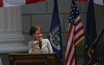 Palin Tops List of Most Powerful Women of 2010 Election