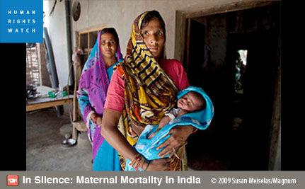 Maternal Mortality: Making Women's Lives Matter