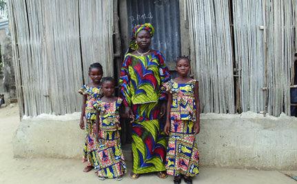 Helping Benin's Flood Victims