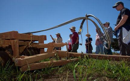 Healing Vets through Sustainable Farming: The Farmer Veteran Coalition