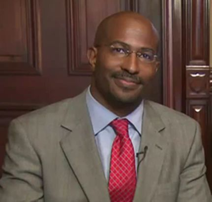 Van Jones Rallies Progressives To Fight GOP