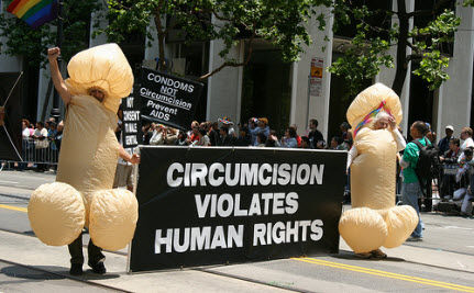 Will San Francisco Ban Circumcision?