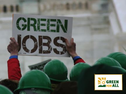 Green for All – A 2010 Social Venture Network Innovation Award Winner
