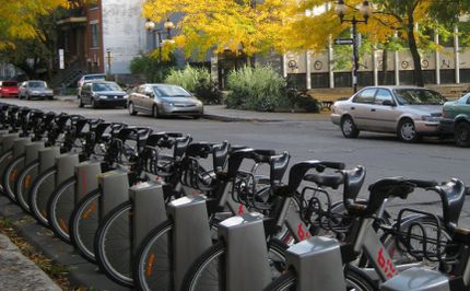 U.S. Cities Begin To Adopt Bike-Sharing