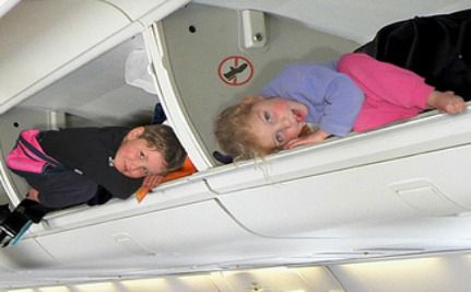 Are Child-Free Flights in our Future?