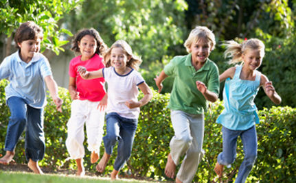 Let's Get Kids Outside! New Bill Introduced In Congress