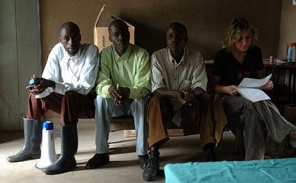 Male Rape Victims In The Congo Speak Out