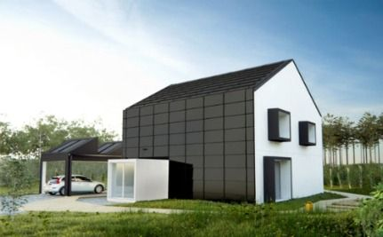 Can A House Shrink One Swedish Family's Carbon Footprint?