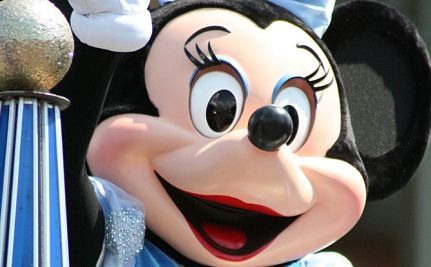 Minnie Mouse Gets A Makeover