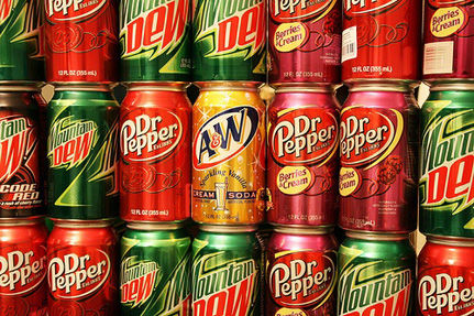 Bloomberg Shaking up Soda Pop with Politics