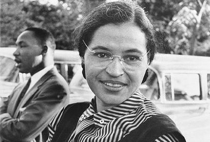 "I ""Was Tired of Giving In"": The 55th Anniversary of Rosa Park's Bus Ride"