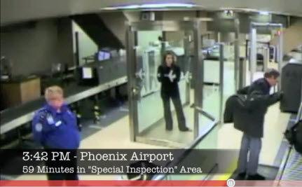 Breastfeeding Lawyer-Mom Bullied by TSA Agents