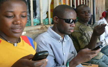 SMS Gives Small NGOs Big Reach