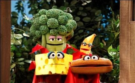 """Superfood"" Muppets Misinform Kids About Healthy Eating"