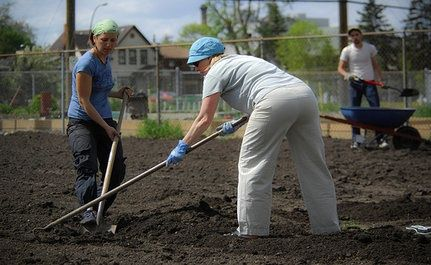 New FoodCorps Will Get Food Into Kids and Kids Into Gardens
