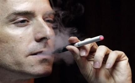 Electronic Cigarettes Still Pose Serious Health Risks