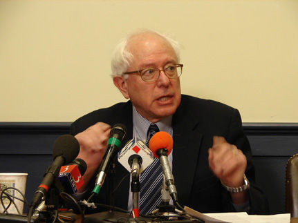 Sanders Filibusters Tax Cuts, Electrifies the Left