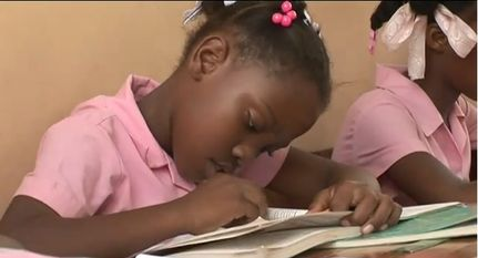 Haiti: Through the Eyes of a 10 Year Old Survivor (VIDEO)