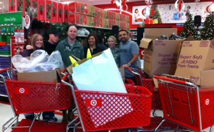 Target, JAM'N 94.5 Use Cause Marketing to Help Kids Lift Heavy Load
