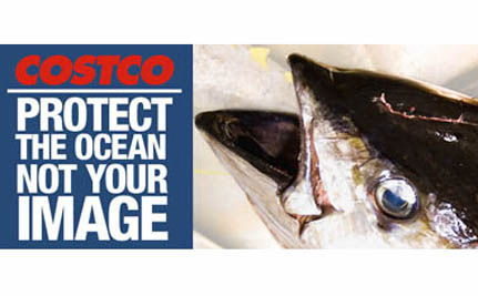 Costco: Protect the oceans, not your image