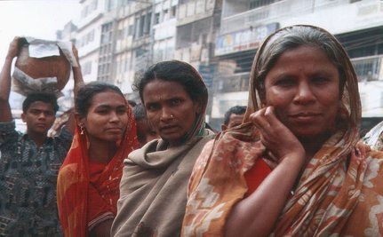 Bangladeshi Woman Caned To Death For Adultery