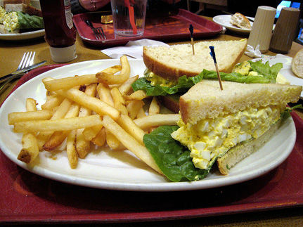 Egg Salad Surprise! Congress Votes to Clean Up Food Supply