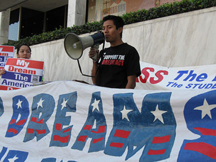 After DREAM Act Defeat, Advocates Fight for Educational Equality