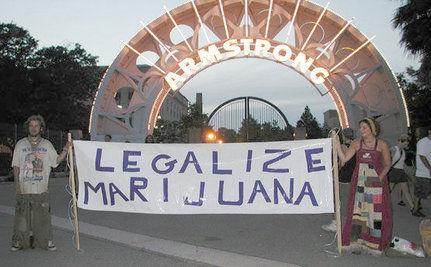 Pat Robertson Wants to Legalize Marijuana?