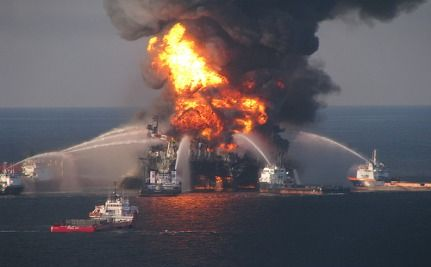 5 Shocking Facts From The Deepwater Horizon's Final Hours