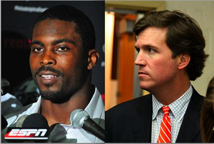 Dogged Hypocrisy: Tucker Carlson Wanted Death Penalty for Michael Vick