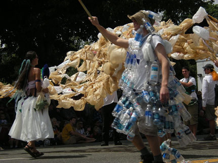 Marin County Looking to Ban Plastic Bags