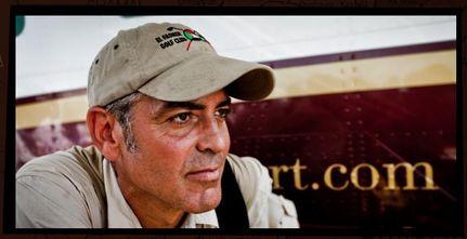 George Clooney Fights Genocide in Sudan – via Satellite