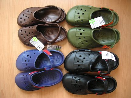 Those Magical, Ugly, and Yes, STINKY Crocs