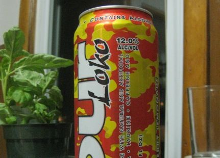 Four Loko Could Soon Power Your Car