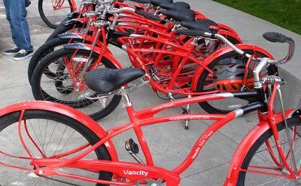 Dubai Gets 100 Bike Parking Stations