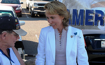 Honoring Giffords, Congress Puts Work On Hold