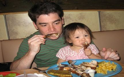 A Father's Diet Can Predict Kid's Risk Of Disease