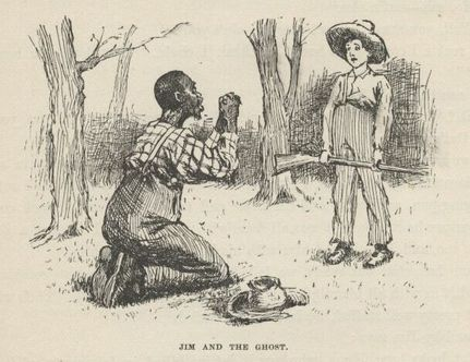 Huck Finn Gets a Literary Pat-Down
