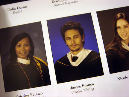 "James Franco's ""Maybe I'm Just Gay"" Goes Deeper Than That"