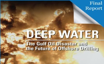 "Oil Spill Commission Calls BP Disaster ""Forseeable and Preventable"" (Video)"