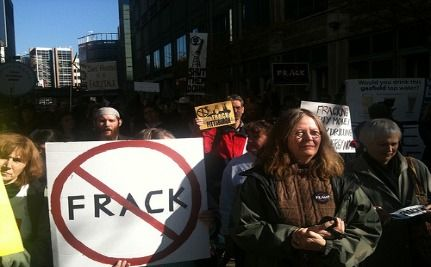 Democrats Rally To Demand Fracking Liquid Disclosure