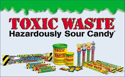 "Lead Contamination Prompts Recall Of ""Toxic Waste"" Candy"